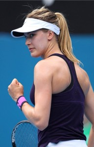 Genie Bouchard - Sydney International in Sydney, Australia - 01/11/2017