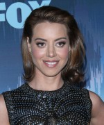 Aubrey Plaza - FOX All-Star Party at 2017 Winter TCA Tour in Pasadena 1/11/17