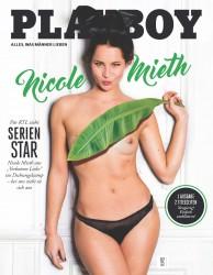 Link to Nicole Mieth – Playboy February 2017 (2-2017) Germany