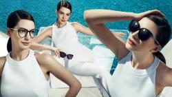 Anne Hathaway, Elle Fanning, Emilia Clarke, Emily Blunt (Wallpapers) 6x