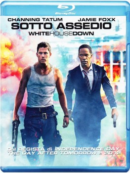 Sotto assedio - White House Down (2013) Full Blu-Ray 41Gb AVC ITA ENG FRE DTS-HD MA 5.1