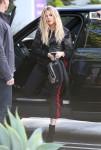 Khloe Kardashian - At E! Studios in LA 1/13/17