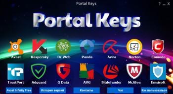 Portal Keys 2.5 + Portable