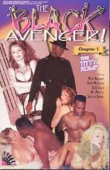 The Black Avenger 1,2,3,4,5,6,7,8 (Outlaw Productions) [1996 г., All Sex, VHSRip]