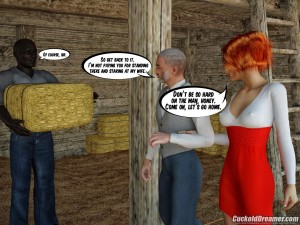 [cuckold comics] funnies cuckolding, wife and a black slave, love treason, cuckhold party bizarre BBC Hotwife submission