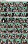 a bunch of cute girls on stickam.
