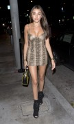 Madison Beer - At The Catch in LA 1/14/17