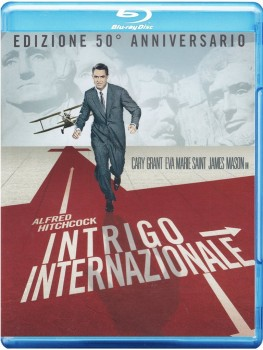Intrigo internazionale (1959) Full Blu-Ray VC-1 ITA DD 1.0 ENG TrueHD 5.1 MULTI