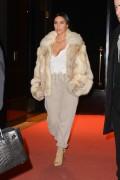 Kim Kardashian - Leaving her hotel in NYC 1/16/17