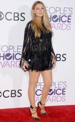 Blake Lively - People's Choice Awards 1/18/17