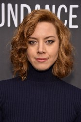 Aubrey Plaza - 'The Little Hours' Premiere during the 2017 Sundance Film Festival 1/19/17