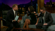 Nina Dobrev @ The late Late Show with James Corden   January 19 2017