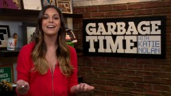 Katie Nolan - Garbage Time featuring the LA Chargers - January 18, 2017 x10