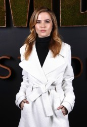 Zoey Deutch - The IMDb Studio At The 2017 Sundance Film Festival 1/20/17