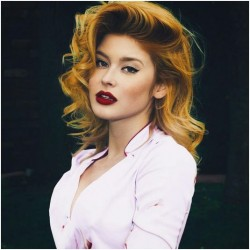 Renee Olstead - Andrew Jefferis Photoshoot 1-2017