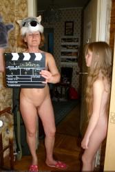 nudist movies Real