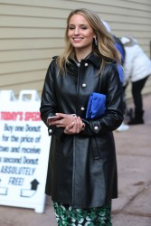 Dianna Agron - Out in Park City, Utah 1/20/17