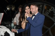 Alessia Macari Antonello Lauretti celebrated his 8