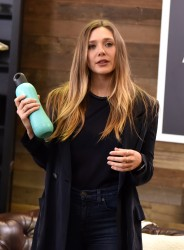Elizabeth Olsen - Variety Studio at the 2017 Sundance Film Festival in Park City, Utah 1/21/17