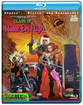 Class of Nuke 'Em High (1986) .mkv FullHD 1080p HEVC x265 AC3 ITA