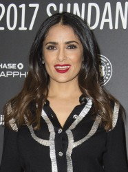 Salma Hayek - 'Beatriz At Dinner' Premiere during the 2017 Sundance Film Festival 1/23/17