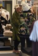 Lana Del Rey - Shopping in LA 1/23/17
