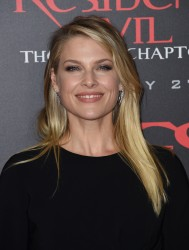 Ali Larter - 'Resident Evil: The Final Chapter' Premiere in LA 1/23/17