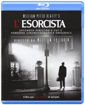 L'esorcista (1973) [Director's Cut] Full Blu-Ray VC-1 ITA DD 5.1 ENG DTS-HD MA 5.1 MULTI