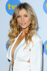 Joanna Krupa - TVN's Spring Schedule Conference in Warsaw 1/24/17