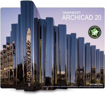 ArchiCAD 20 Build 5011 (Rus/Eng)