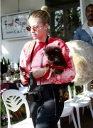 Sofia Richie - Out for lunch in West Hollywood 1/26/17