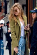 Gigi Hadid - Out in NYC 1/27/17