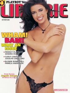 2005 adult magazine november playboy