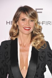 Heidi Klum - Harper's Bazaar Celebrates 150 Most Fashionable Women in West Hollywood 1/27/17