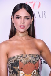 Eiza Gonzalez - Harper's Bazaar Celebrates 150 Most Fashionable Women in West Hollywood 1/27/17