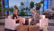 Beth Behrs @ The Ellen DeGeneres Show | January 27 2017