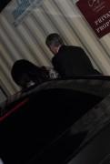 Amal Clooney Leaving Craig's restaurant Hollyood 1