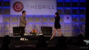 Abigail Spencer - TheGrill: TheWrap's Media Leadership Conference in Beverly Hills in Oct 2014 - Leggy