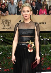 Kate Hudson - 2017 SAG Awards 1/29/17