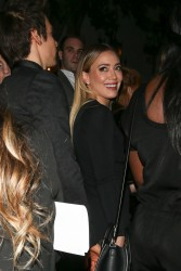 Hilary Duff - Entertainment Weekly Celebrates the SAG Award Nominees at Chateau Marmont in LA 1/28/17