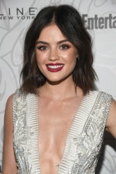 Lucy Hale - Entertainment Weekly Celebrates the SAG Award Nominees at Chateau Marmont in LA 1/28/17