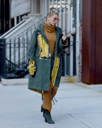 Hailey Baldwin - Out in NYC 1/29/17