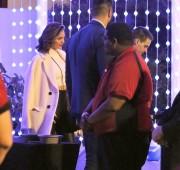 Miranda Kerr Seen at Kings Of 3