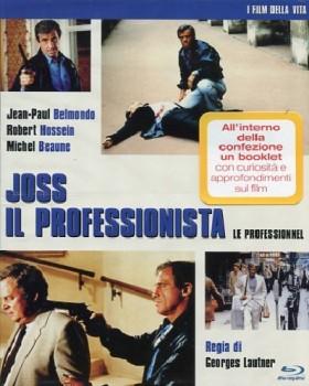 Joss il professionista (1981) Full Blu-Ray 22Gb AVC ITA ENG FRE GER UKR RUS DD 2.0
