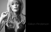 Gillian Anderson : Sexy Wallpapers x 2