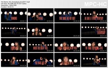 "Ariana Grande - ""Everyday"" Lyric Music Video - (2017) - Caps+Vid"