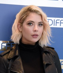 Ashley Benson - National Launch of Differin Gel at Nestle SHIELD Center in NYC 2/1/17