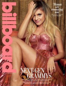 Kelsea Ballerini - On the cover of Billboard Magazine February 11 2017