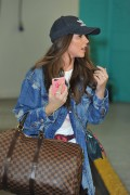 Brooke Vincent at the ITV studios 4