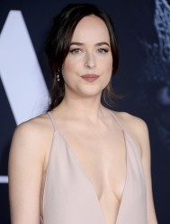 Dakota Johnson - 'Fifty Shades Darker' Premiere in LA 2/2/17